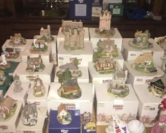 Lilliput Lane Collectible Cottages - We have over 20 cottages to sell!