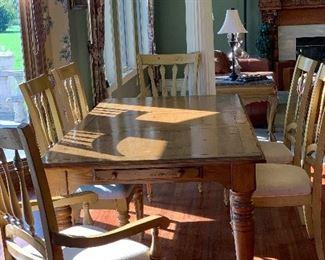 SCOTT SCHREPTON DINING ROOM TABLE