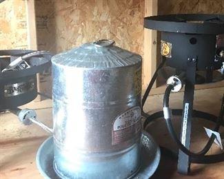Outdoor burner/stoves