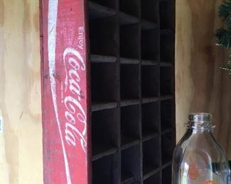 Alternate view of crate
