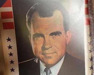 Vintage Presidential posters