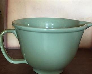 Vintage batter bowl
