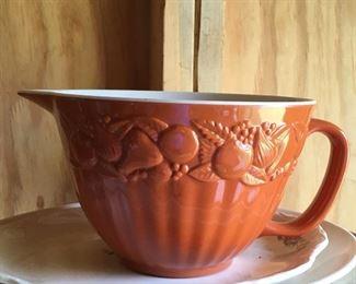 Vintage Precidio batter bowl