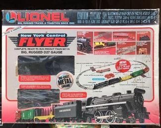 Vintage Lionel NY Central Flyer train