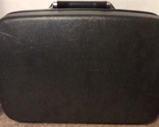 Samsonite hard shell luggage