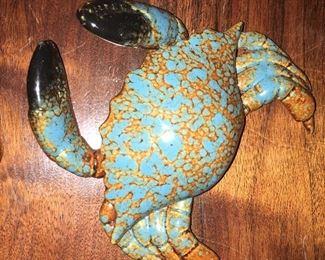 Ceramic crab