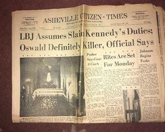 1964 newspaper