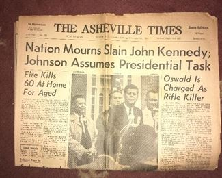 1963 newspaper