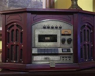 Reproduction of vintage radio
