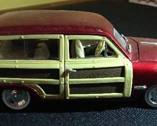 Ford Woody 1949 die cast