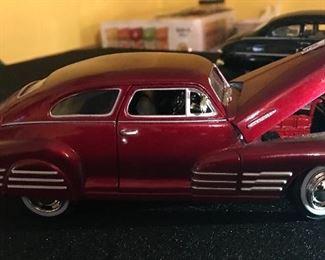 1948 Chevrolet Aerosedan die cast