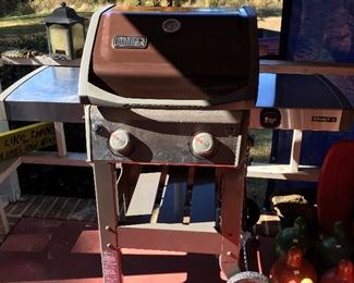 Weber Spirit II grill, never used