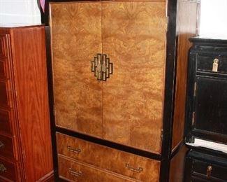 Very nice Century  matching armoire