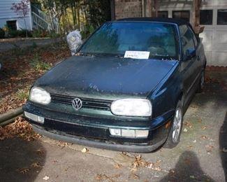 Volkswagen Jetta.  needs love