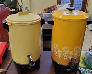 Vintage Coffee Dispensers