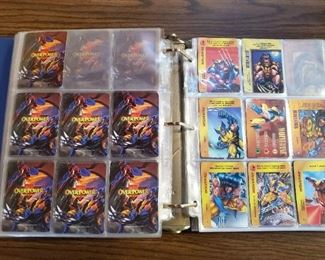 Marvel Overpower Cards