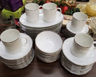 Retired Airline Food Service Ware From Multiple Airlines