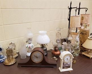 Selection of Clocks