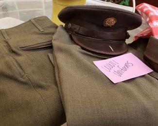 WWII Uniforms