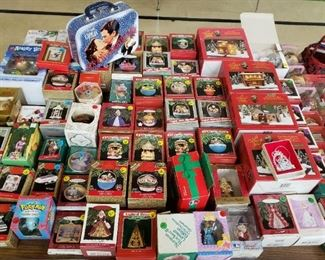 Collectible Ornaments Still in Box