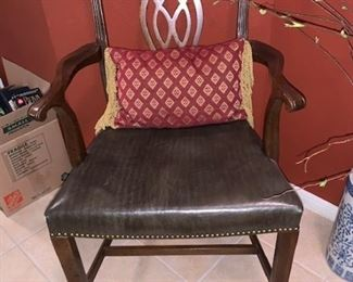 Captain Chair for the  dining table set