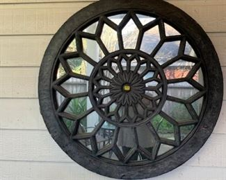 Outdoor Patio Mirror