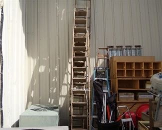 Ladders of many Sizes