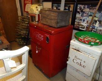 Coke Boxes