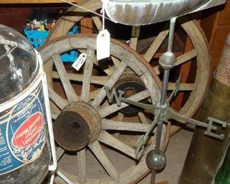 Wagon Wheels - Direction Marker