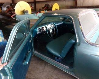 1964 El Camino Interior - 383 Stroker Engine - Complete Redo