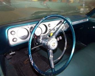 1964 El Camino Dash