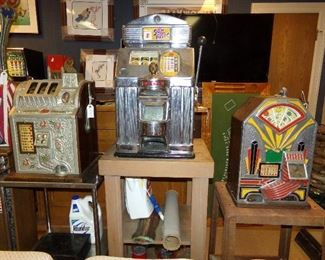 Slot Machines that work!!!!