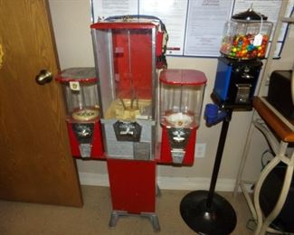 Candy Sales Machines