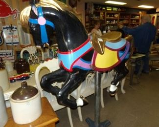 Large Collectable Hobby Horse