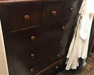 "Chest of Drawers Pottery Barn  50"" tall x 39"" wide x 19"" deep"
