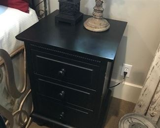 Small side table from Tradewinds furniture Co