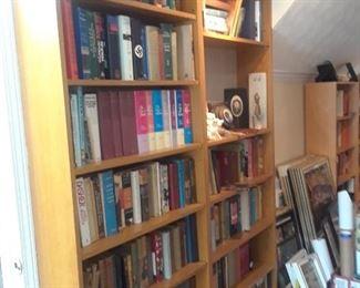 And even more books