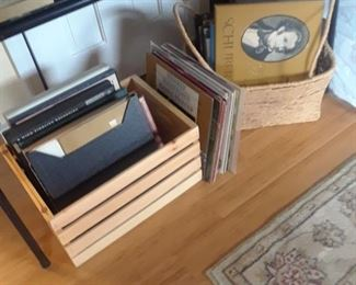 More LPs