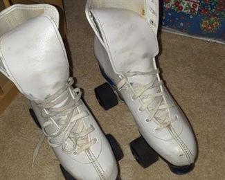 Roller skated