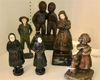 Wonderful  Small Bronzes