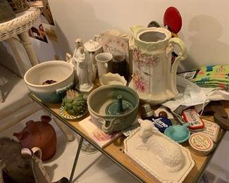 China and Ceramics