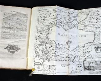 A. De La Motraye's Travels, 3 Volume Set