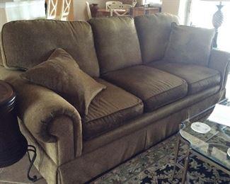 High-end sofa & loveseat