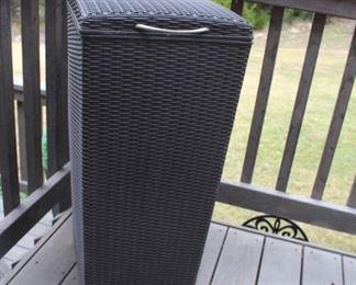 outdoor receptacle