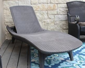 Lounge chair (set of 2)