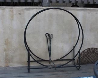 firewood ring