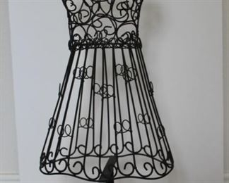 table top dress form