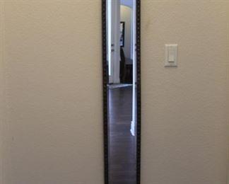 """Wall mirror - 7 1/2 """" wide, 60"""" tall"""