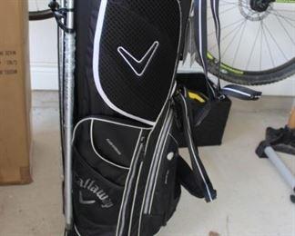Callaway Hyperlite 4.5 Stand golf bag