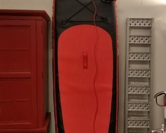 Xterra Boards inflatable paddle board - looks brand new!